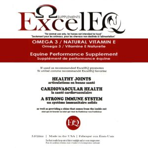 ExcelEQ Supplements 3.8 Litre