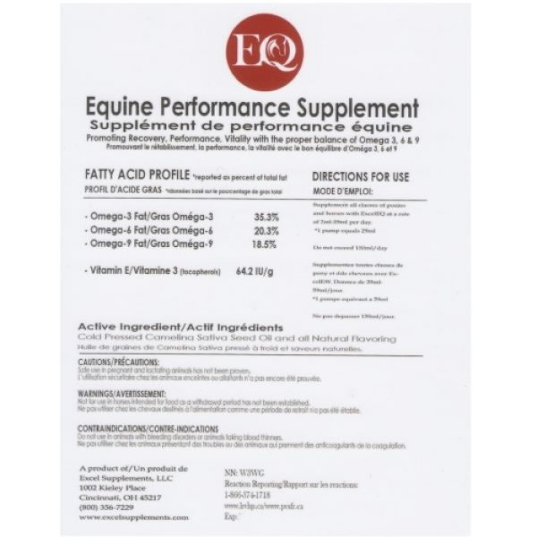 Equine Supplements Ingredients